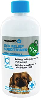 GNC Pets Itch Relief Medicated Dog Conditioner by GNC Pets