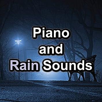 Piano and Rain Sounds
