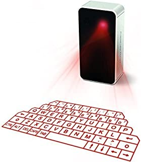 Virtual Keyboard, Laser Projection Bluetooth Wireless Keyboard for iPad iPhone 7 Samsung Galaxy S6 S7 Edge