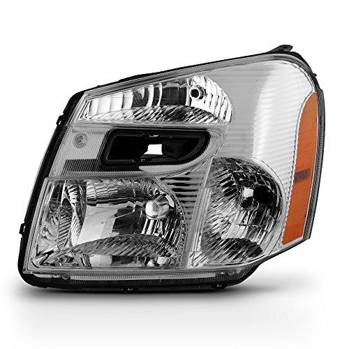 ACANII - For 2005-2009 Chevy Equinox Replacement Headlight Headlamp - Driver Side Only