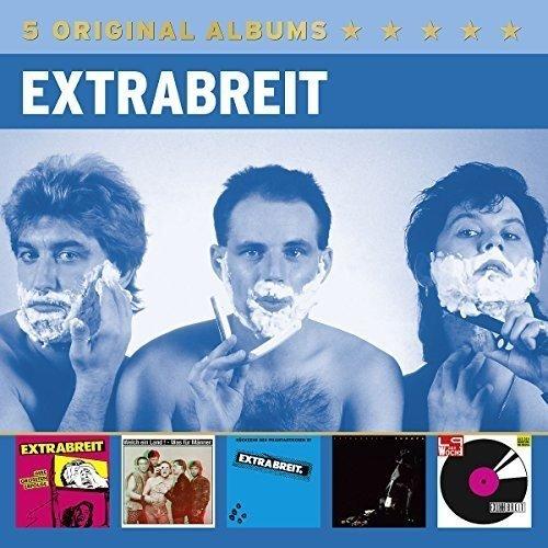 Extrabreit: 5 Original Albums (Audio CD (Standard Version))