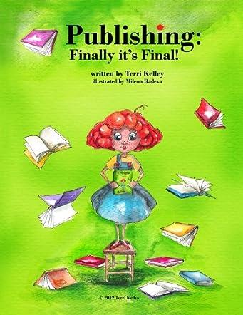 Publishing: Finally it's Final!