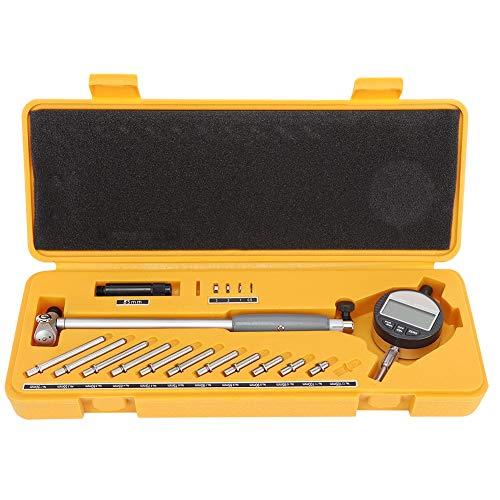 Digitales Bohrungsmessgerät, 50-160 mm Edelstahl, hochgenaues Innendurchmesser-Messwerkzeug, industrielles elektronisches Messuhr-Messuhr