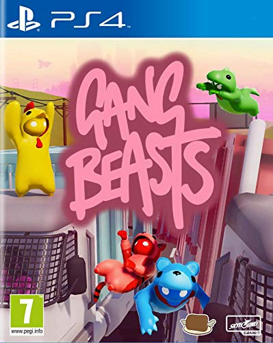 Gang Beasts PS4-Spiel