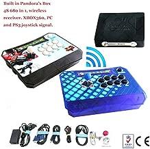Best pandora's box 4s console wireless arcade stick combo Reviews