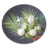 人工的なハジア、手作りのブーケ、室内装飾、パークパーティーの装飾に使用されます。,E