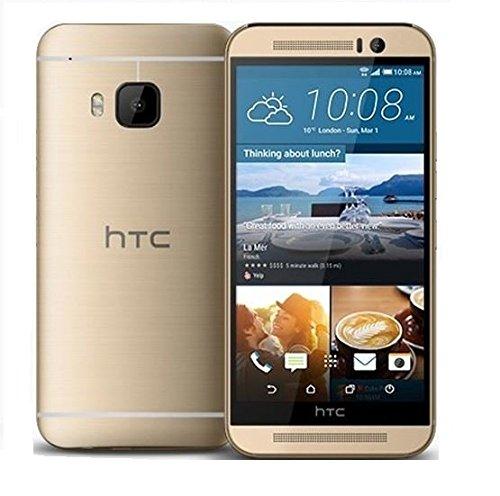 HTC One M9 Smartphone débloqué 4G (5 pouces - 32 Go - Android 5.0 Lollipop) Or