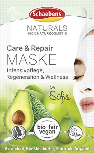 Schaebens, NATURALS Care & Repair Maske, 10ml