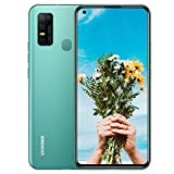DOOGEE N30 4G Unlocked Phones (4GB+128GB), Octa-core Android 10 OS, 6.55' HD+ Full Screen, 4500mAh Big Battery Smartphone with 16MP AI Four Rear Camera, International Cell Phone (Elegant Green)