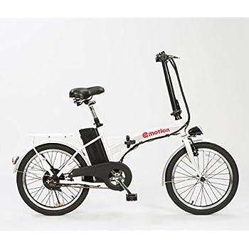 URBAN MOTION Bicicleta electrica e-Bike Compact Negra 6000Ah ...