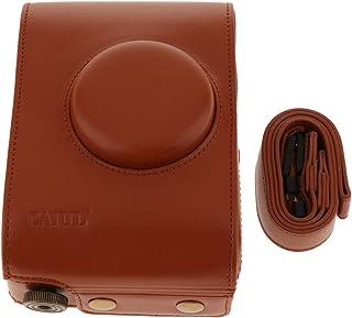 Prettyia 保護カバーケース ストレージ トラベルバッグ 調節可能なストラップ付き Lomo Automat Instax カメラ用