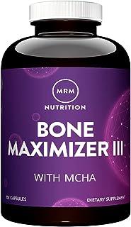 MRM Nutrition Bone Maximizer III with MCHA - 150 Capsules