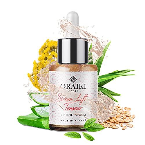 Serum Visage Hydratant avec Vitamine C Naturelle et...