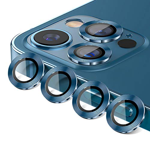 [6 Pack]Camera Lens Protector for iPhone 12 Pro...