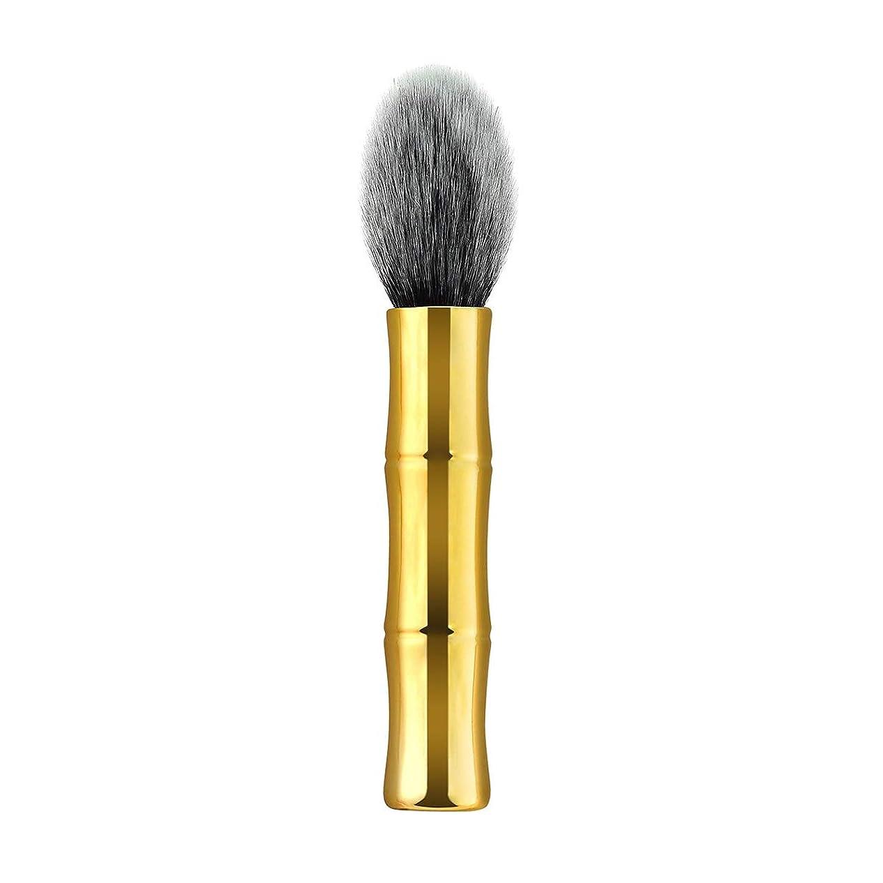 野球ホイール安いですLurrose 女性のためのソフトナイロン剛毛化粧ブラシ化粧品パウダーブラッシュブラシ(TM-104)を処理します。