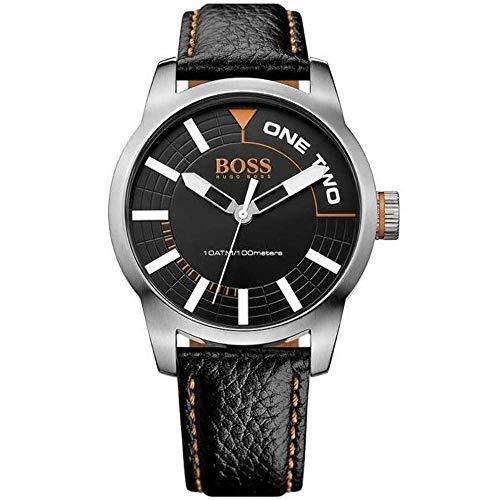 Boss Orange Tokyo 1513214 - Reloj de Pulsera analógico para Hombre (Movimiento de Cuarzo, Piel)