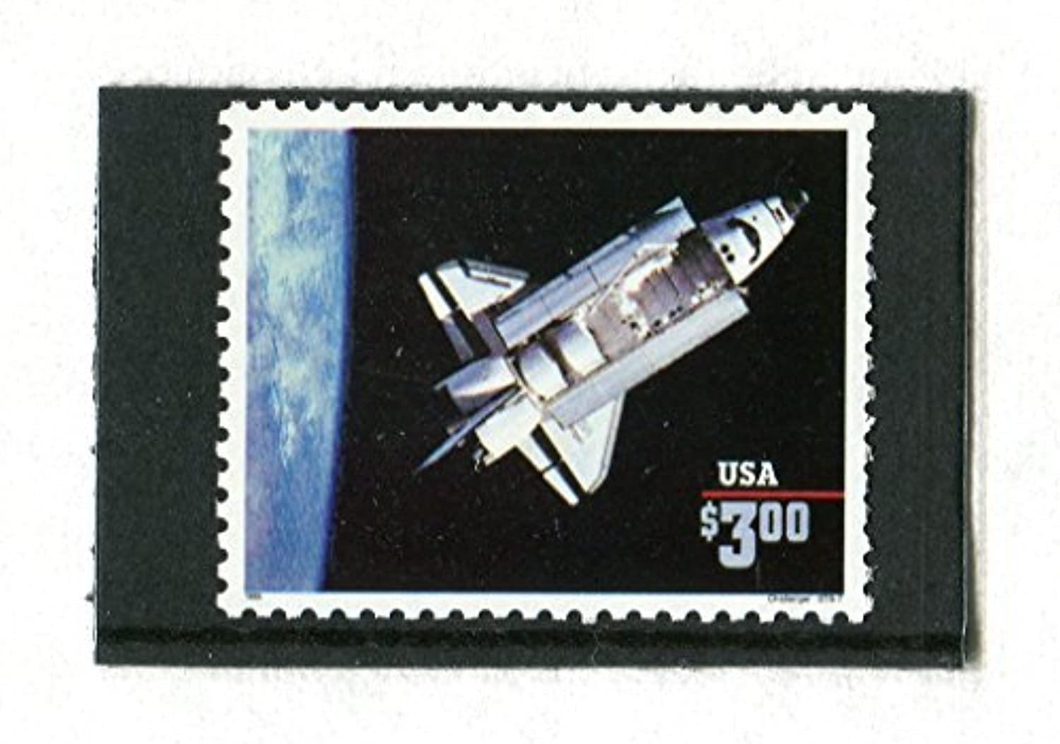 US Postage Stamp, Single  3.00, Space Shuttle, 1995, S 2544, MNH by  USPS, US Post Office Dept