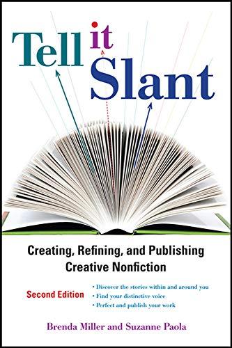 Tell It Slant, 2nd Edition