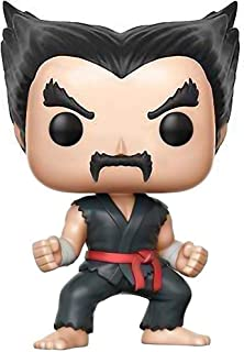 Funko Tekken Heihachi (Black & Red Judo) Exclusive Pop! Vinyl Figure