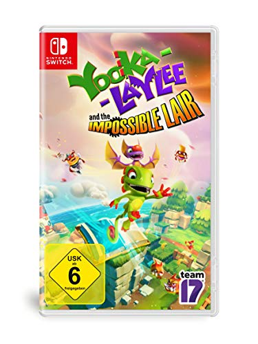 Yooka -Laylee and the Impossible Lair - [Nintendo Switch]