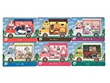 amiibo Card Sanrio Animal Crossing x All 6P Japan ver. Hello Kitty Complete