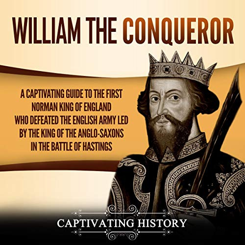 William the Conqueror cover art