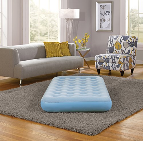 Simmons BeautySleep Smart Aire Inflatable Adjustable Air Bed Mattress with Express Pump, Twin