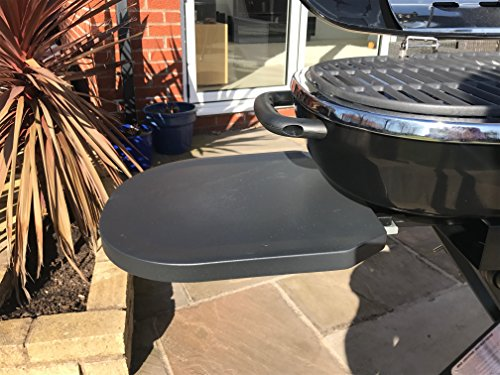 GO Cook BBQ Twin Burner Portable Barbecue Grill