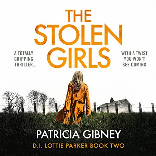 The Stolen Girls audiobook cover art