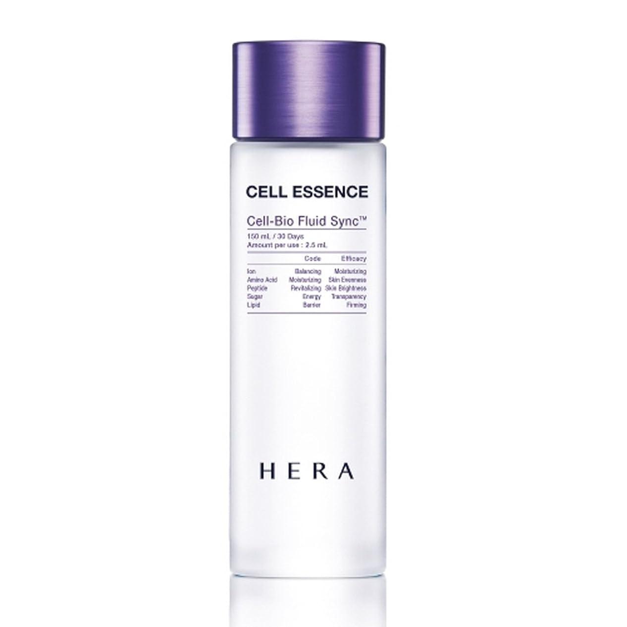 羽隙間崩壊[ヘラ/HERA]HERA CELL ESSENCE/ヘラ セル エッセンス 150ml【美容液】(海外直送品)