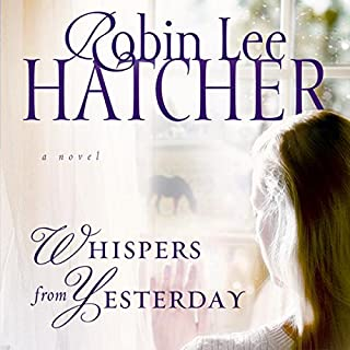 Whispers from Yesterday audiobook cover art