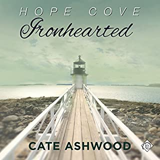 Ironhearted audiobook cover art