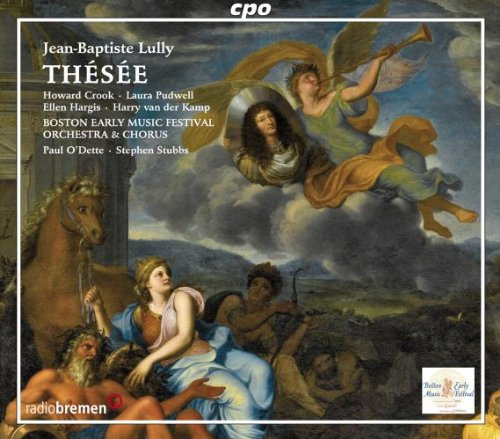 Lully - Thésée / Orchestra & Chorus of the Boston Early Music Festival, O'Dette & Stubbs