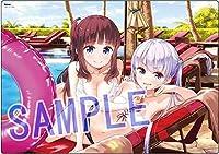 NEW GAME! 11巻 メロンブックス B4デスクマット 涼風青葉 滝本ひふみ