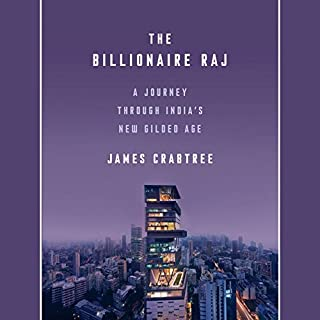 The Billionaire Raj audiobook cover art