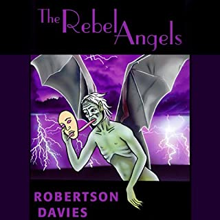 The Rebel Angels audiobook cover art