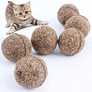 HUNGUPA- Cat Toy Natural Catnip Ball Menthol Flavor Treats 100 Edible Cats Go Crazy Pet 6zcx373 3 Europe Story Woody Italy Germany Toys France Party Japan America Only Poland Made Supplie