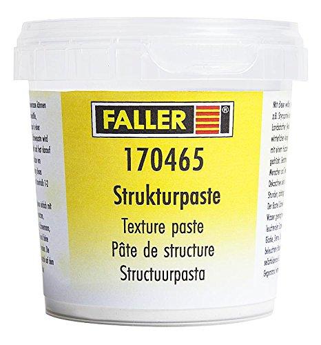 Faller 78 131 - Strukturpaste, Zubehör für die Modelleisenbahn, Modellbau,  200 g