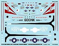 1/144 F/A-18F&E-2C VFA-154 ブラックナイツ & VAW-113 ブラックイーグルス 「オペレーション・トモダチ」