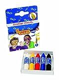 Jovi Estuche Maquillaje 5 Unidades Colores Surtidos (175), Única