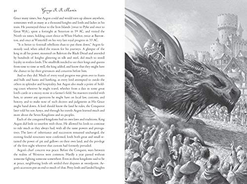 REVIEW & OPINIONS George R. R. Martin's book Fire & Blood: 300 Years before a Game of Thrones