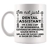 Taza Mug Tazas Dentista Higienista Cirujano bucal Ayudante Ortodoncista Tazas de café Tazas Regalos 330Ml