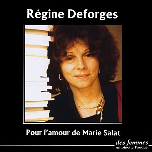 Pour l'amour de Marie Salat audiobook cover art