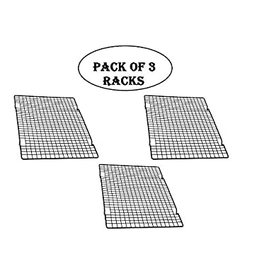 Baker's Secret Cooling Rack, 10  X 16  3 Racks