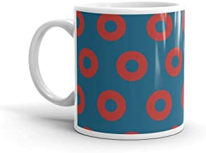 Fishman Donuts - Phish Mug 11 Oz White Ceramic