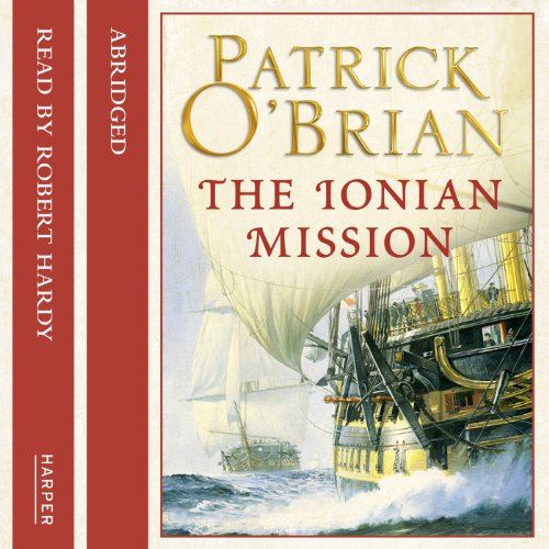 The Ionian Mission Titelbild