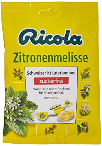 Casali Zitronenmelisse zuckerfrei, 9er Pack (9 x 75 g)