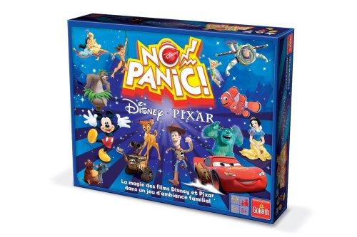 Goliath - 70315.012 - Jeux De Société Famille - No Panic Disney