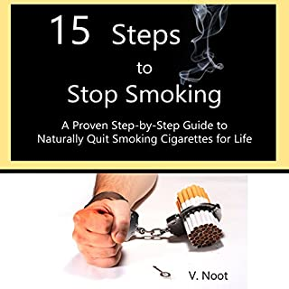 15 Steps to Stop Smoking audiobook cover art