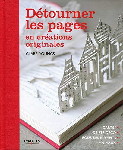 Détourner les pages en créations originales: Cartes - Objets